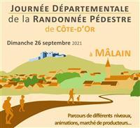 JOURNÉE DÉPARTEMENTALE DE LA RANDONNÉE PÉDESTRE
