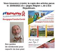 Articles « pages Région », de L'Est Républicain.