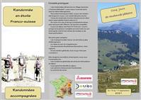 Randonnée Franco-Suisse en 2021