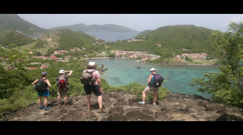 GUADELOUPE : Promotion des itinéraires de randonnée