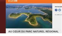 MEDIA : Au cœur des Parcs naturels régionaux avec Ushuaia TV