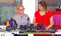MEDIA : La randonnée sur France 5