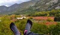 ÉQUIPEMENT : Test chaussettes de randonnée en laine