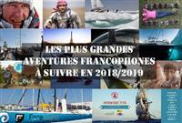 AVENTURE : Le calendrier 2018 des grandes aventures francophones