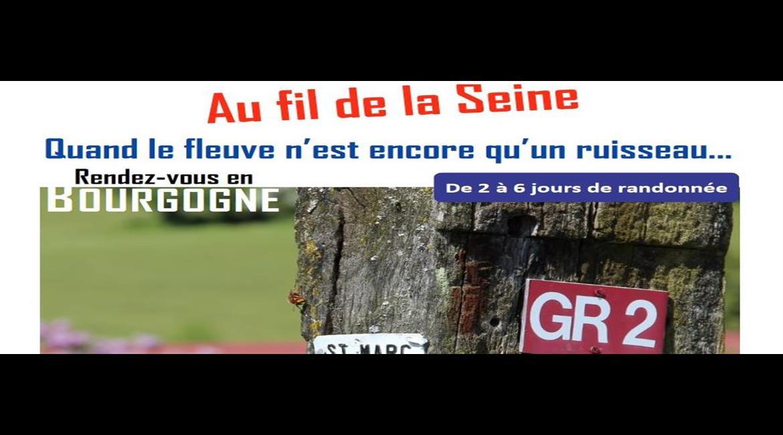 CÔTE D'OR : Le GR® 2 part désormais de Dijon
