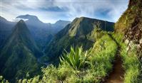 QUIZZ : Les sentiers de Grande Randonnée de La Réunion