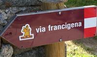 Découvrir à pied la Via Francigena en Haute Saône en mai - juin 2019