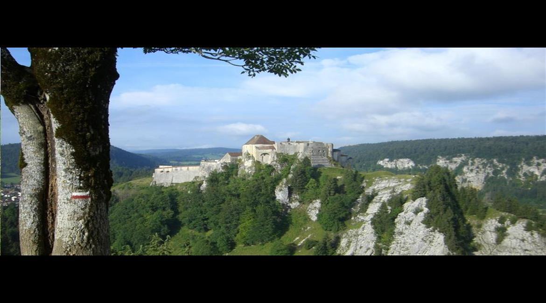 Les itinéraires de Grande Randonnée du Doubs
